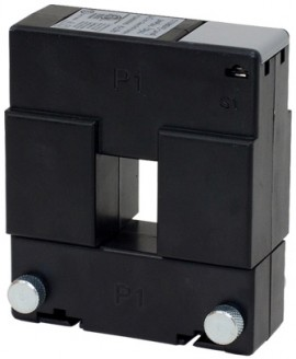 AccuEnergy AcuCT-0812-400:5 Split Core Current Transformer, 400:5A, 0.83 x 1.22""