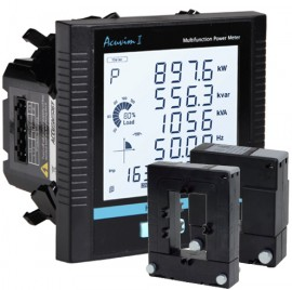 Three Phase Revenue Grade Power Metering and Datalogging Kit