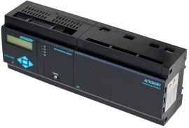 Accuenergy AcuRev 2010-1EM-RCT-NET-D Multi-Circuit Power Meter, 9 Circuit External CT Option, Built in display, AcuCT-Flex input