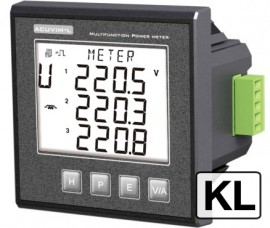 Acuvim-KL-D-1A-P2 Power Meter