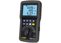AEMC 8220 Single Phase Portable Power Analyzers