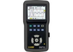 AEMC 8230 Single Phase Power Quality Analyzers PowerPad Jr.