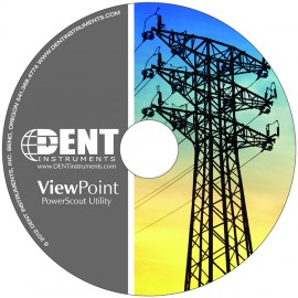 Dent VP-SW-MAN ViewPoint Software and Manual for PowerScout