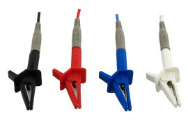 Dent CROCLP5INT Set of 5 Crocodile Clips