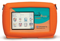 Dranetz DBPG106 PowerGuide 4400 Power Quality Analyzer