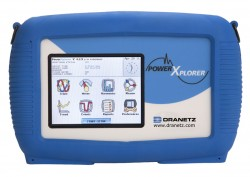 Dranetz PX5 Power Quality Analyzer