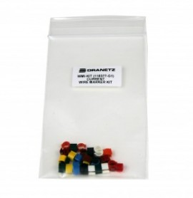 Dranetz WMV-KIT Wire Marker Kit for Voltage Cables