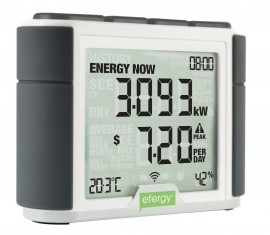 Efergy Elite Wireless Electricity Monitor with In-Home Display