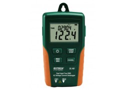 Extech DL160 True RMS Dual Input AC Voltage/Current Datalogger
