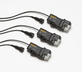 Fluke I5A/50A-CLAMP-PQ3 Switchable Mini Clamp-On Current Transformers