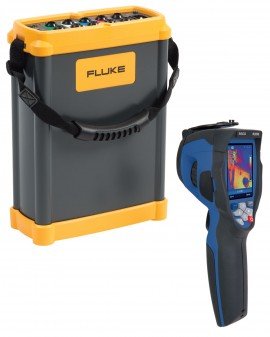 Fluke 1750/ET Power Quality Recorder Kit - Includes R2050 Thermal Imager for FREE