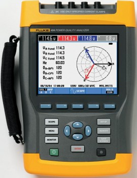 Fluke 434-II/BASIC Power Quality Analyzer
