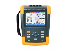 Fluke 437-II Power Quality & Energy Analyzer