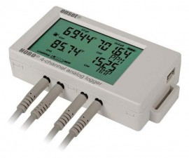 HOBO UX120-006M 4-Channel Analog Data Logger