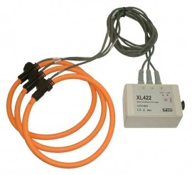 HT Instruments XL422 3-Phase Current Data Logger