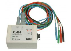 HT Instruments XL424 3-Phase Voltage Data Logger