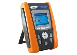 HT Instruments PQA823 CAT IV Power Quality Analyzer and Energy Logger 4 CTs, HTFLEX33