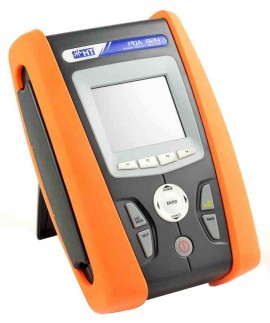 HT Instruments PQA824 CAT IV Power Quality Analyzer 4 CTs, HTFLEX33