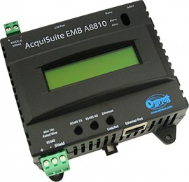 Obvius A8810-0 AcquiSuite Embedded Data Acquisition System