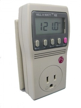 P3 KW EZ Kill-A-Watt EZ Power Meter
