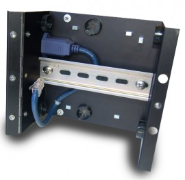PSL PQBPNL-3MOD-00 Panel Mount Bracket for PQube Power Quality Analyzer