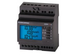 Socomec Diris A10 Series of Multi-Functional Power Meters