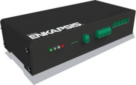 TrendPoint ENK-CP-600 EnerSure Enkapsis Power Quality Meter, with 4 x 600 Amp CTs