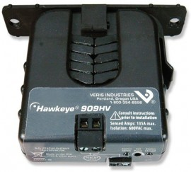 Veris H909HV Current Switch Split-Core Adj N.O. 250V