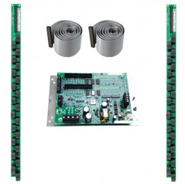Veris E30B084 Panelboard Monitoring System, Power and Current for Two 3-Phase Main, Intermediate