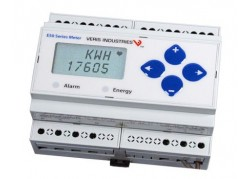 Veris E50/51 Series DIN Rail Mount Energy Meters