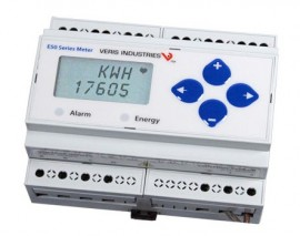 Veris E50H5 DIN Rail Mount Energy Meter