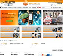 Testo-Direct.com - Proudly carrying the full like of Testo tools