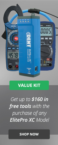 ElitePro XC Promotion - Portable Power Meter with $160 in Free REED Test Equipment