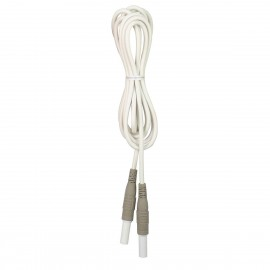 Dent LD 2M ESP WHT Replacement Voltage Lead for the ElitePro XC or ElitePro SP, White, 2 m-