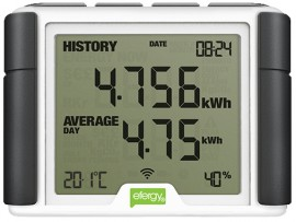 Efergy Elite Classic Wireless Electricity Monitor with In-Home Display-