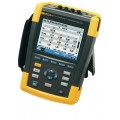 Fluke 435-II 3 Phase Power Quality and Energy Analyzer with Carrying Case-