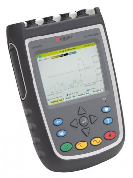 Megger MPQ1000 Power Quality Analyzer-