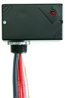 Veris H120 Enclosed Relay Current Switch 20A Fixed-