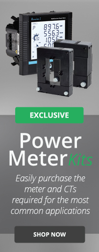 Specially Designed Power Metering Kits for Common Applications